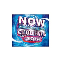CD - Now That's What I Call Club Hits   Various Artists CD