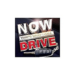 CD - Now That's What I Call Driving   Various Artists CD