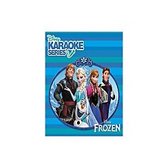 CD - Disney Karaoke Series (Frozen/Original Soundtrack)   Karaoke CD