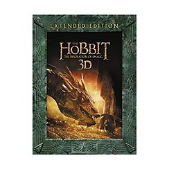 Blu-Ray - Hobbit   Desolation Of Smaug (3D) [Extended Edition] Blu Ray