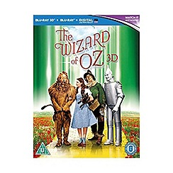 Blu-Ray - Wizard Of Oz (75th Anniversary) (3D) Blu Ray