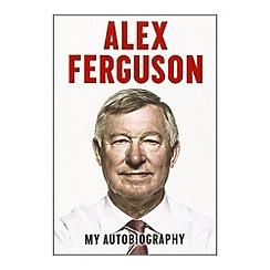 Debenhams - Alex Ferguson My Autobiography