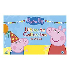 DVD - Peppa Pig   Ultimate Boxset DVD