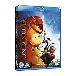 Blu-Ray - Lion King Blu Ray