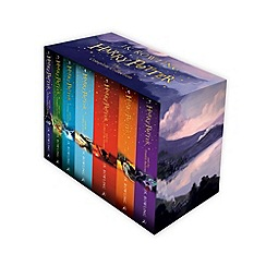 Harry Potter - Boxed Set: The Complete Collection