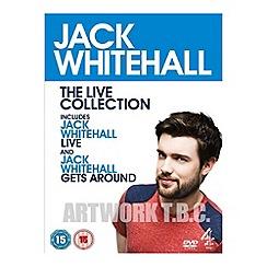 DVD - Jack Whitehall   Live 1 & 2 DVD