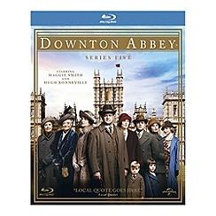 Blu-Ray - Downton Abbey   Series 5 Blu Ray