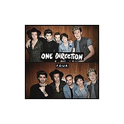 CD - Four   One Direction CD