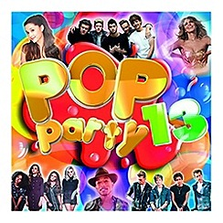 CD - Pop Party, Vol. 13 (+2DVD)   Various Artists CD
