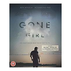 Blu-Ray - Gone Girl Blu Ray