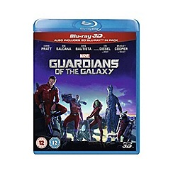 Blu-Ray - Guardians Of The Galaxy (3D) Blu Ray