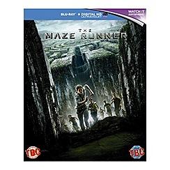 Blu-Ray - Maze Runner (UV) Blu Ray