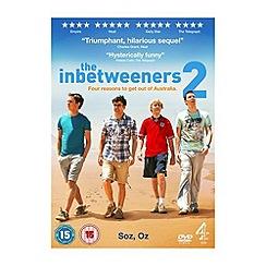 DVD - Inbetweeners 2 DVD