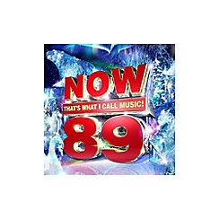 CD - Now That's What I Call Music   Vol. 89   Various Artists CD