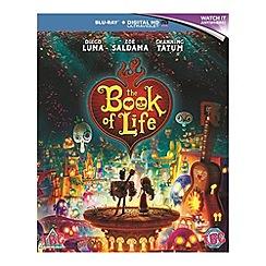 Blu-Ray - Book Of Life Blu Ray