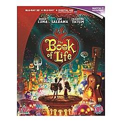 Blu-Ray - Book Of Life (3D) Blu Ray