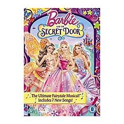DVD - Barbie And The Secret Door DVD