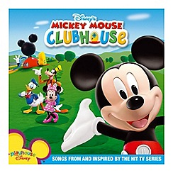 CD - Various Artists - Mickey Mouse Clubhouse