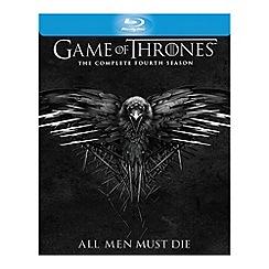 Blu-Ray - Game Of Thrones   Season 4 Blu Ray