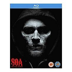 Blu-Ray - Sons Of Anarchy   Season 7 Blu Ray