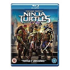 Blu-Ray - Teenage Mutant Ninja Turtles Blu Ray