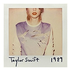 CD - 1989   Taylor Swift CD