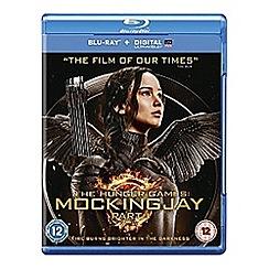 Blu-Ray - Hunger Games: Mockingjay Part 1 (UV) Blu Ray