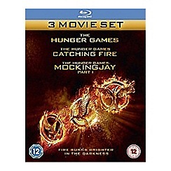 Blu-Ray - Hunger Games (Triple Pack) Blu Ray