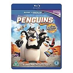 Blu-Ray - Penguins Of Madagascar (UV) Blu Ray