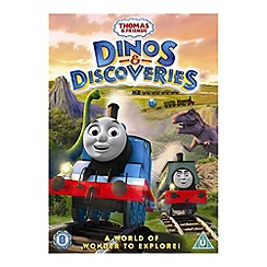 DVD - Thomas & Friends   Dinos & Discoveries DVD