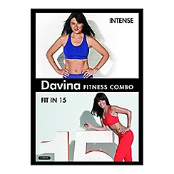DVD - Davina Fitness Combo DVD