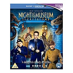 Blu-Ray - Night At The Museum 3: Secret Of The Tomb (UV) Blu Ray