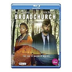 Blu-Ray - Broadchurch   Series 2 Blu Ray