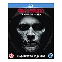 Blu-Ray - Sons Of Anarchy   Seasons 1 7 Blu Ray