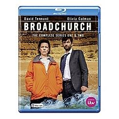 Blu-Ray - Broadchurch   Series 1 & 2 Blu Ray