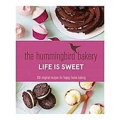 Debenhams - The Hummingbird Bakery Life is Sweet
