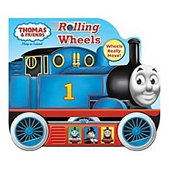 Debenhams - Thomas the Tank Engine   Rolling Wheels