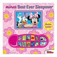 Debenhams - Minnie Mouse Best Ever Sleepover (sound book)