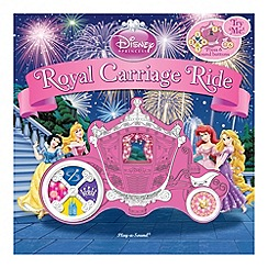 Debenhams - Disney Princess My Own Carriage (sound book)