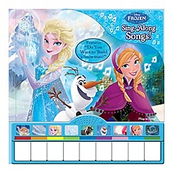Debenhams - Disney Frozen Singalong Songs (sound book)
