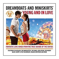 CD - Dreamboats & Miniskirts (Young and In Love)   Various Artists CD
