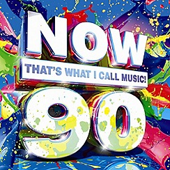 CD - Now That's What I Call Music   Vol. 90   Various Artists CD