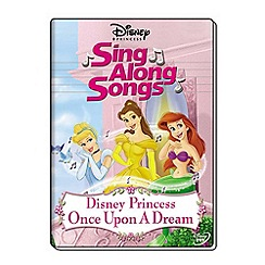 CD - Disney Princess Sing A Long [2015]   Various Artists CD
