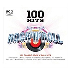 CD - 100 Hits   Rock 'n' Roll   Various Artists CD