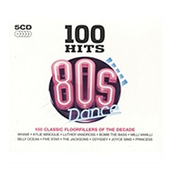 CD - 100 Hits   80s Dance   Various Artists CD