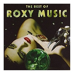 CD - Best Of Roxy Music, The   Roxy Music CD