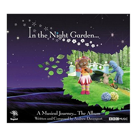 CD - Various Artists - In The Night Garden... (A Musical Journey... The Album...)