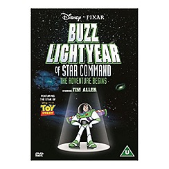 DVD - Buzz Lightyear Of Star Command