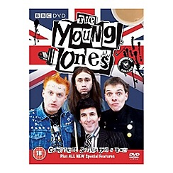 DVD - Young Ones   Series 1 & 2 DVD