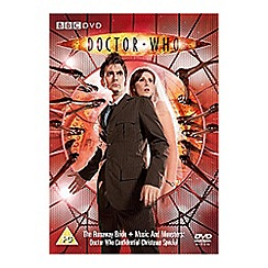 DVD - Doctor Who   The Runaway Bride DVD